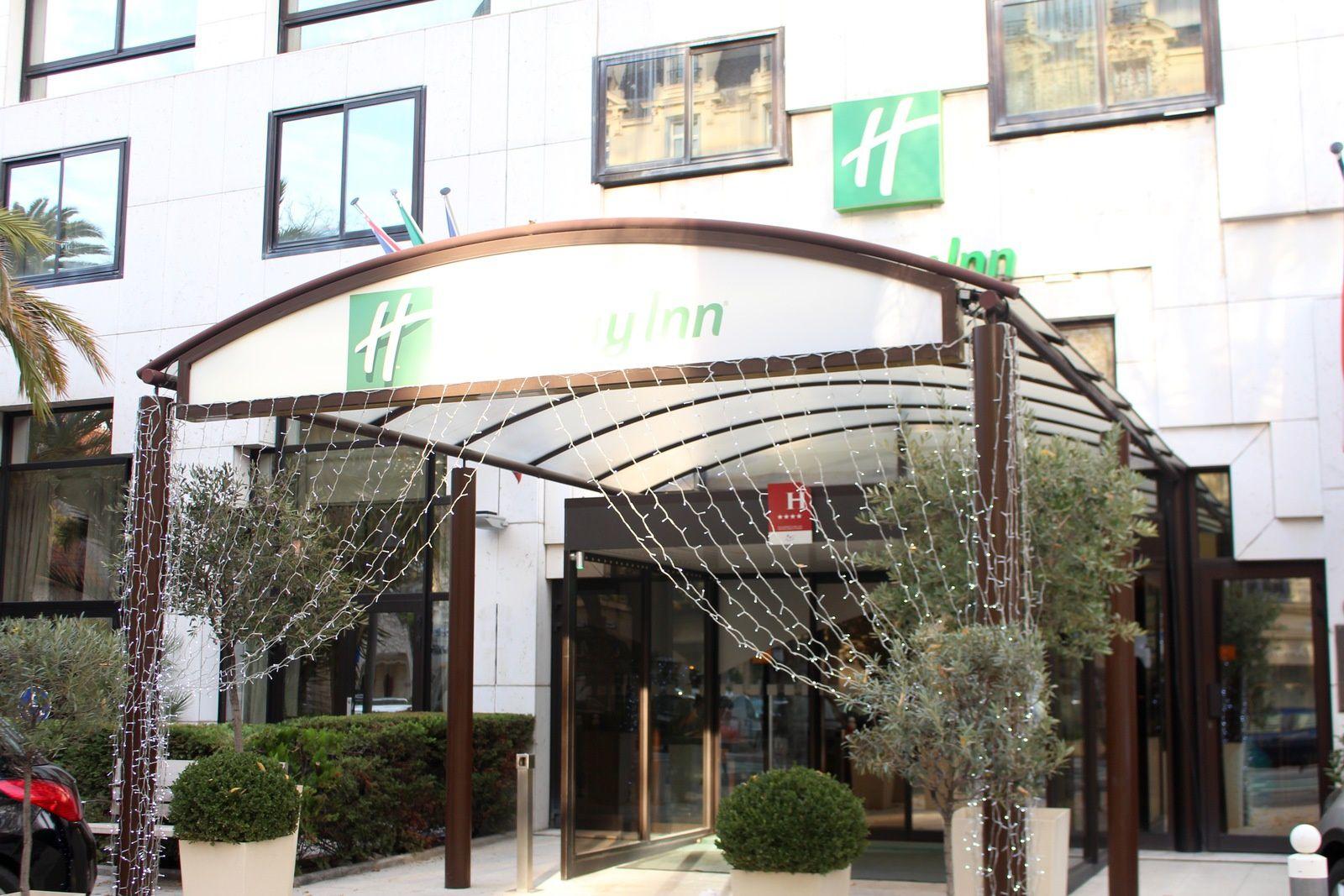Séjourner en famille à Holiday Inn à Nice
