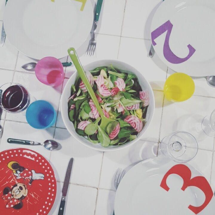 On mange quoi ? (mes habitudes)