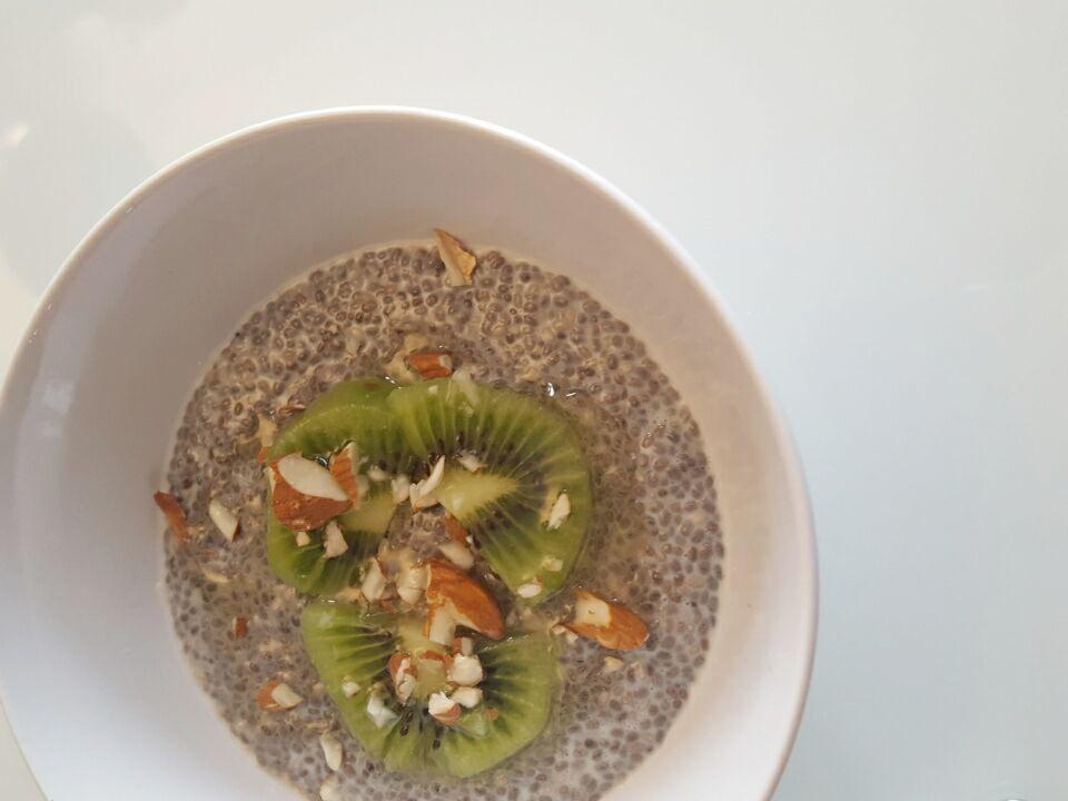 Porridges de chia