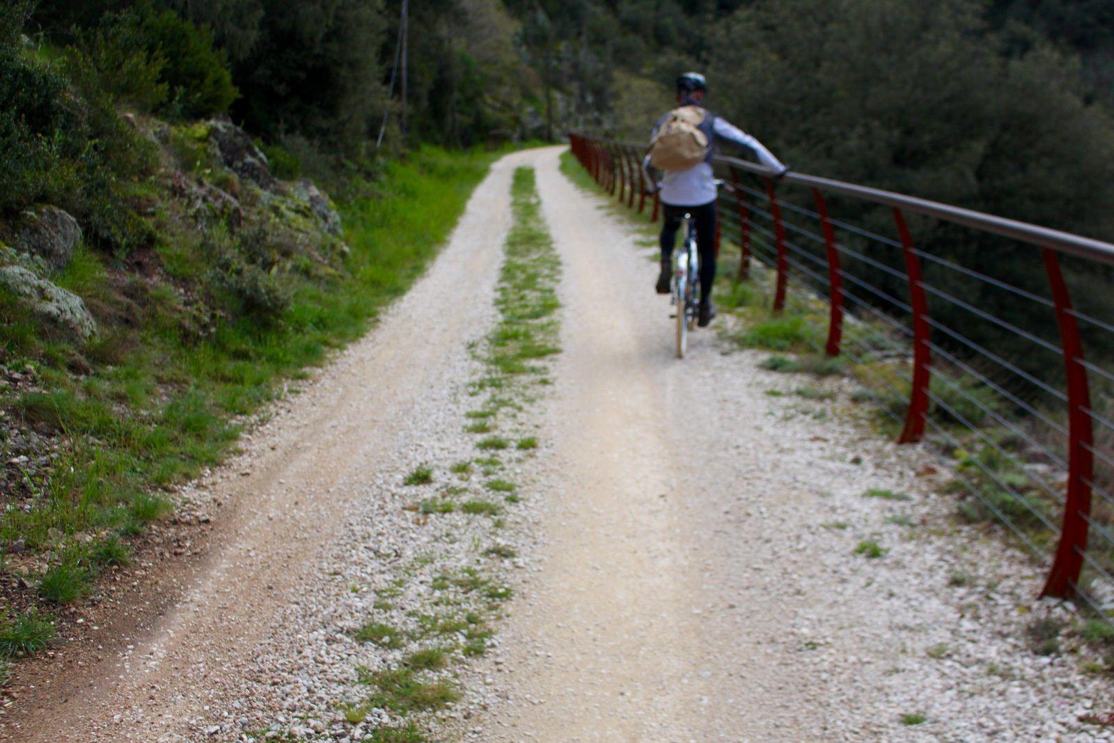 La Vallée de l'Eyrieux à vélo