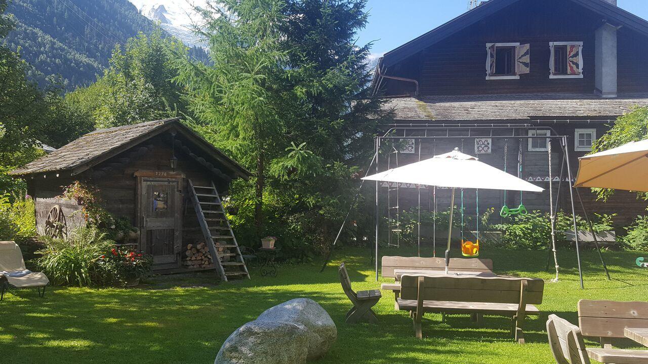 Hôtel Hermitage à Chamonix