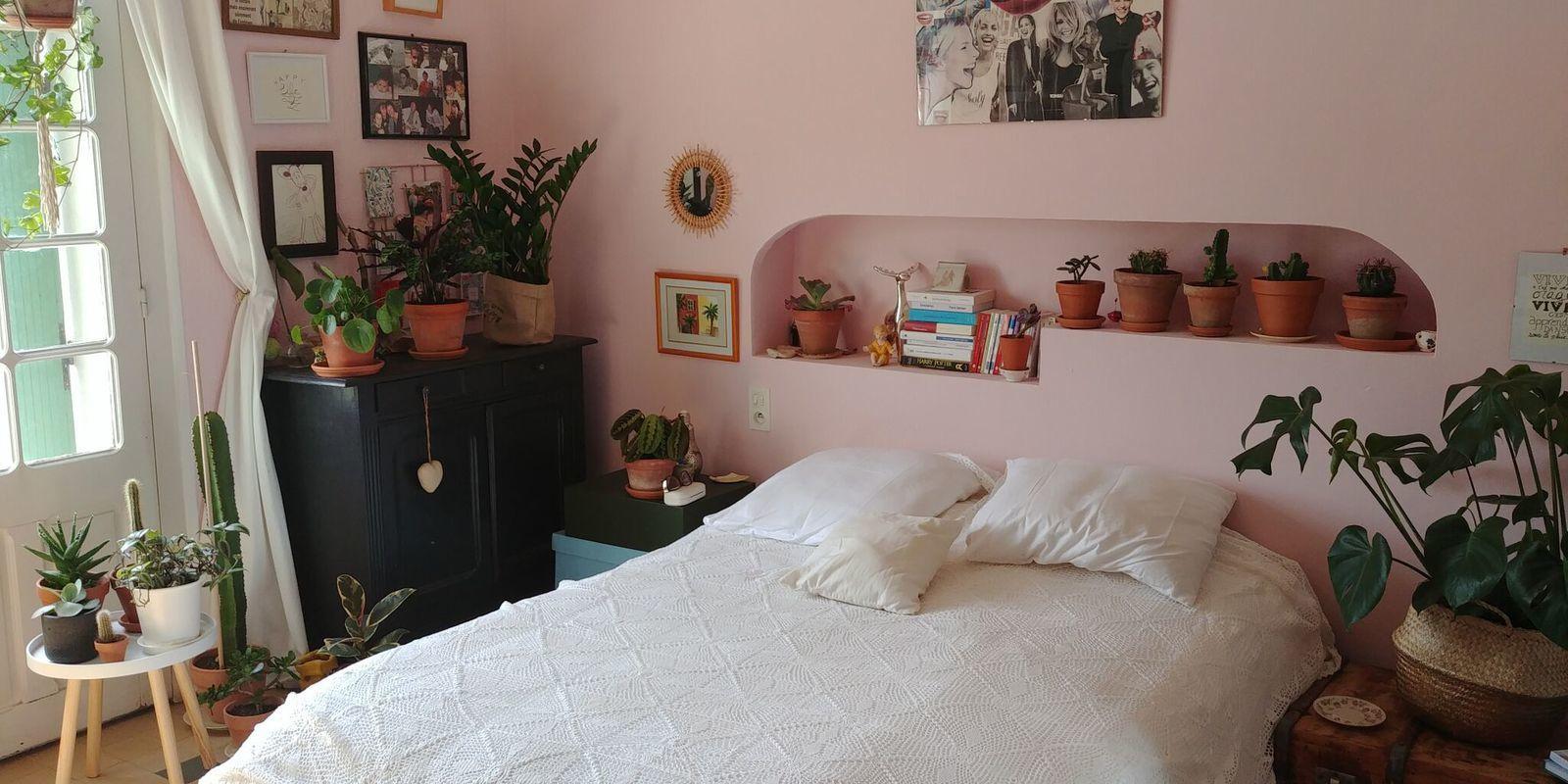 urban jungle dans ma chambre ou peut on dormir entour de plantes virginie b. Black Bedroom Furniture Sets. Home Design Ideas