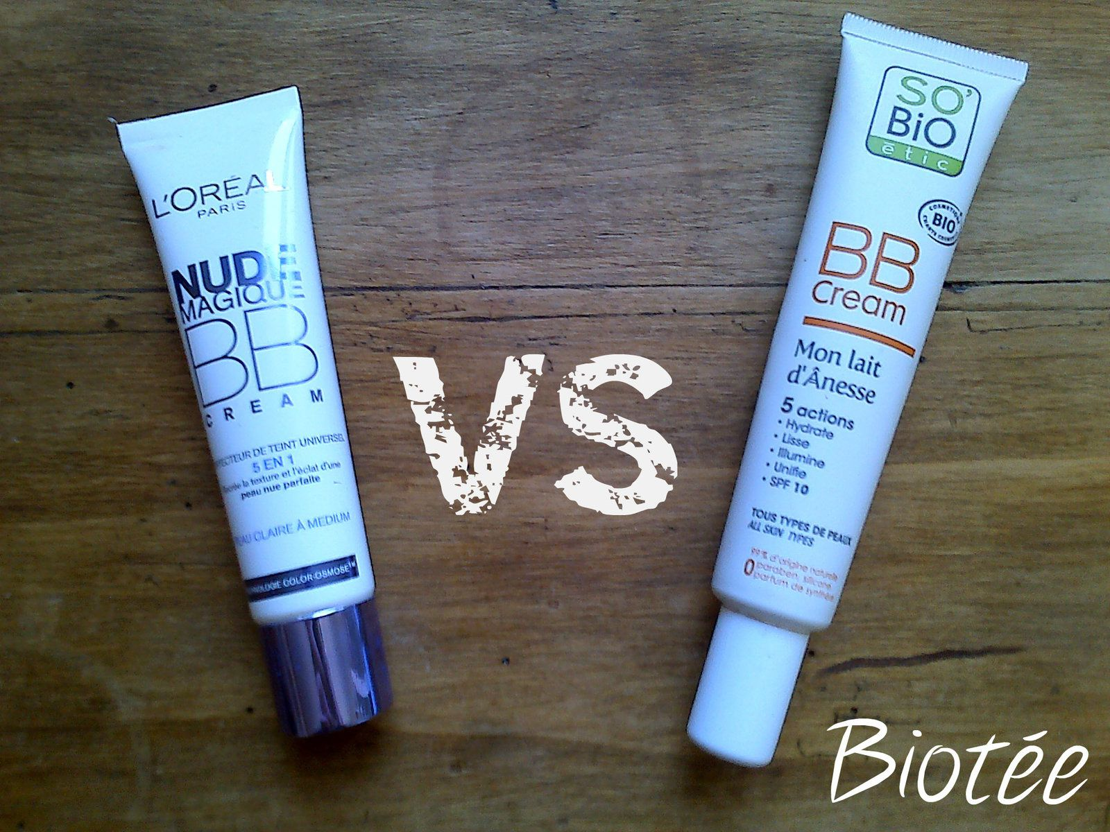 Match #1 BB cream