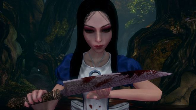 Alice Madness Returns : Mer elle et fol