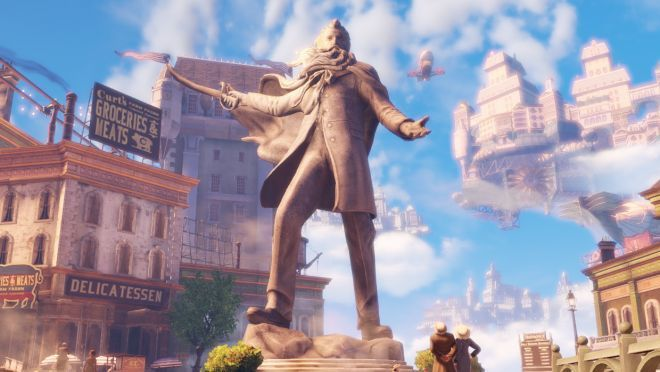 Bioshock Infinite : In Comstock we trust [SPOILERS]