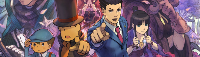 Professeur Layton Vs Ace Attorney : Objection énigmatique