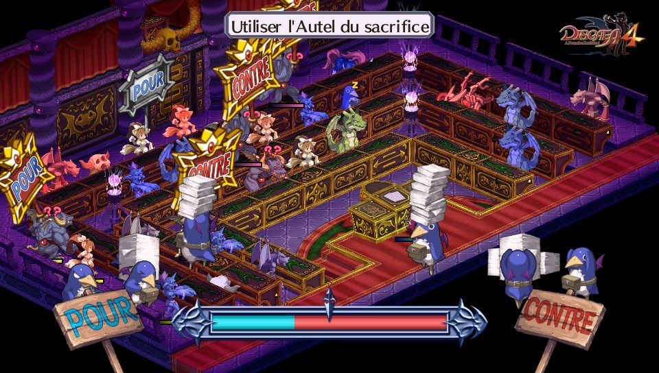 Disgaea 4 A Promise Revisited : promesse tenue