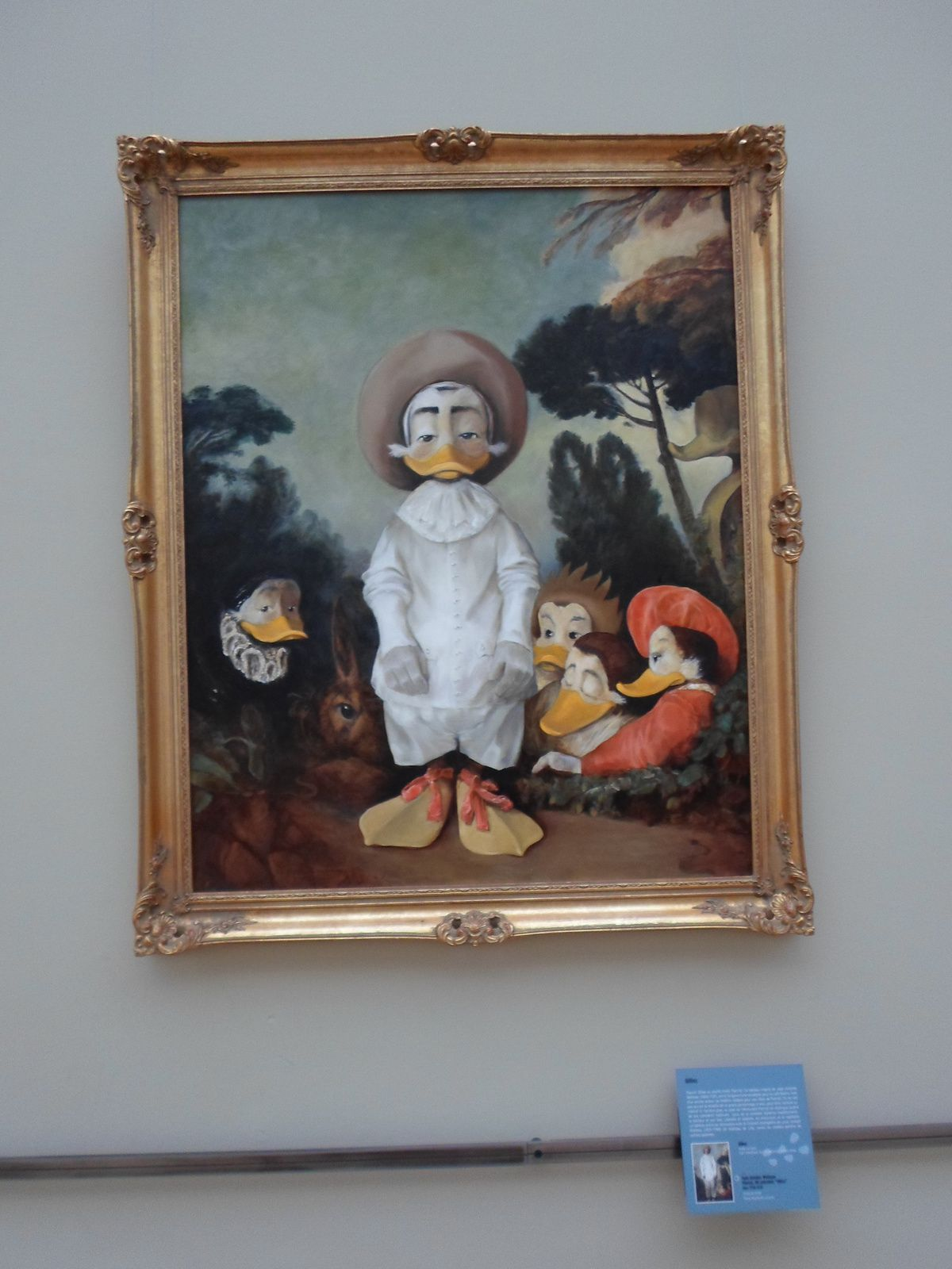 Escapades : Open Museum Donald