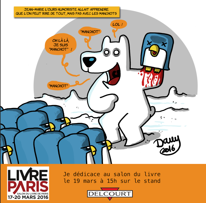 Loup-Phoque#118 - Hum-ours