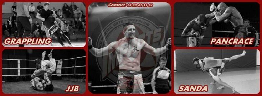 Impacts Aquitaine : Pancrace (Muay Thai + Lutte + Combat au sol) - Grappling - Sanda - JJB (Jiu Jitsu Brésilien)
