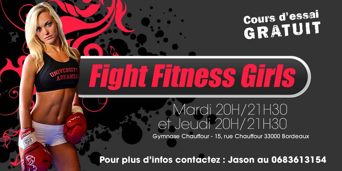 Fight Fitness Girls