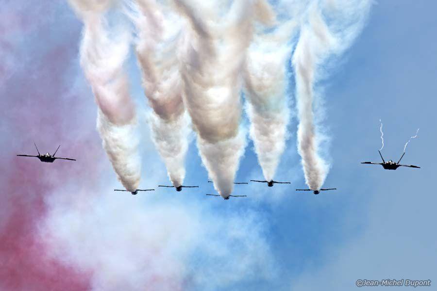 Défilé aérien du 14 juillet 2017