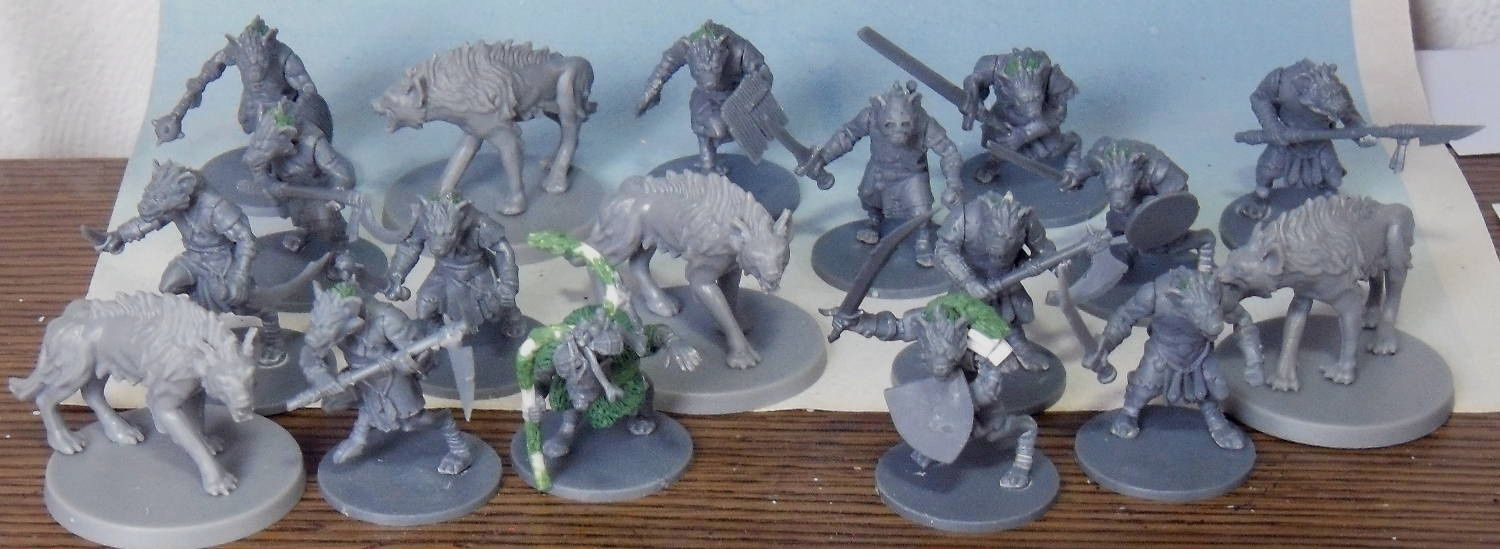 Review : Gnolls Frostgrave