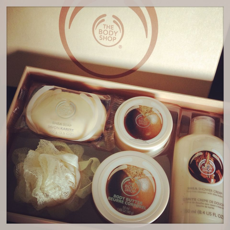 The Body Shop! �