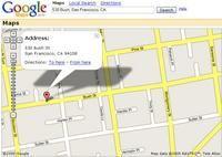 Googlemapfracons