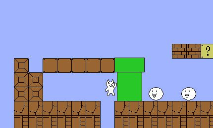 Cat Mario alias Syobon Action