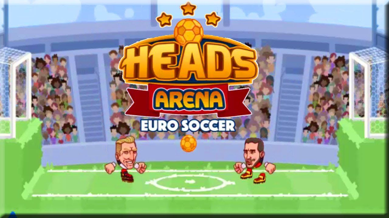Heads Arena : Euro Soccer