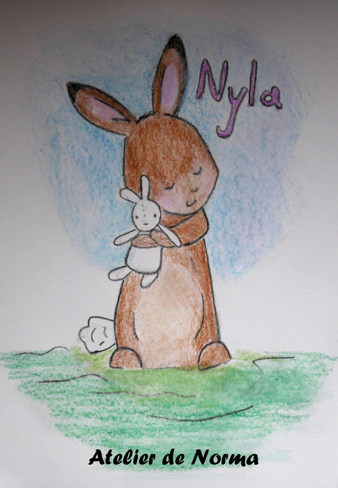 S'il te plaît, dessine moi un lapin