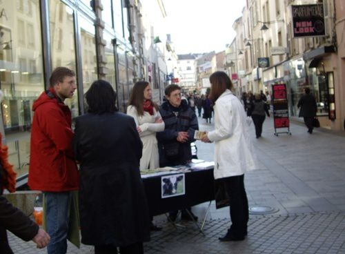 Stand info diverses - Epinal