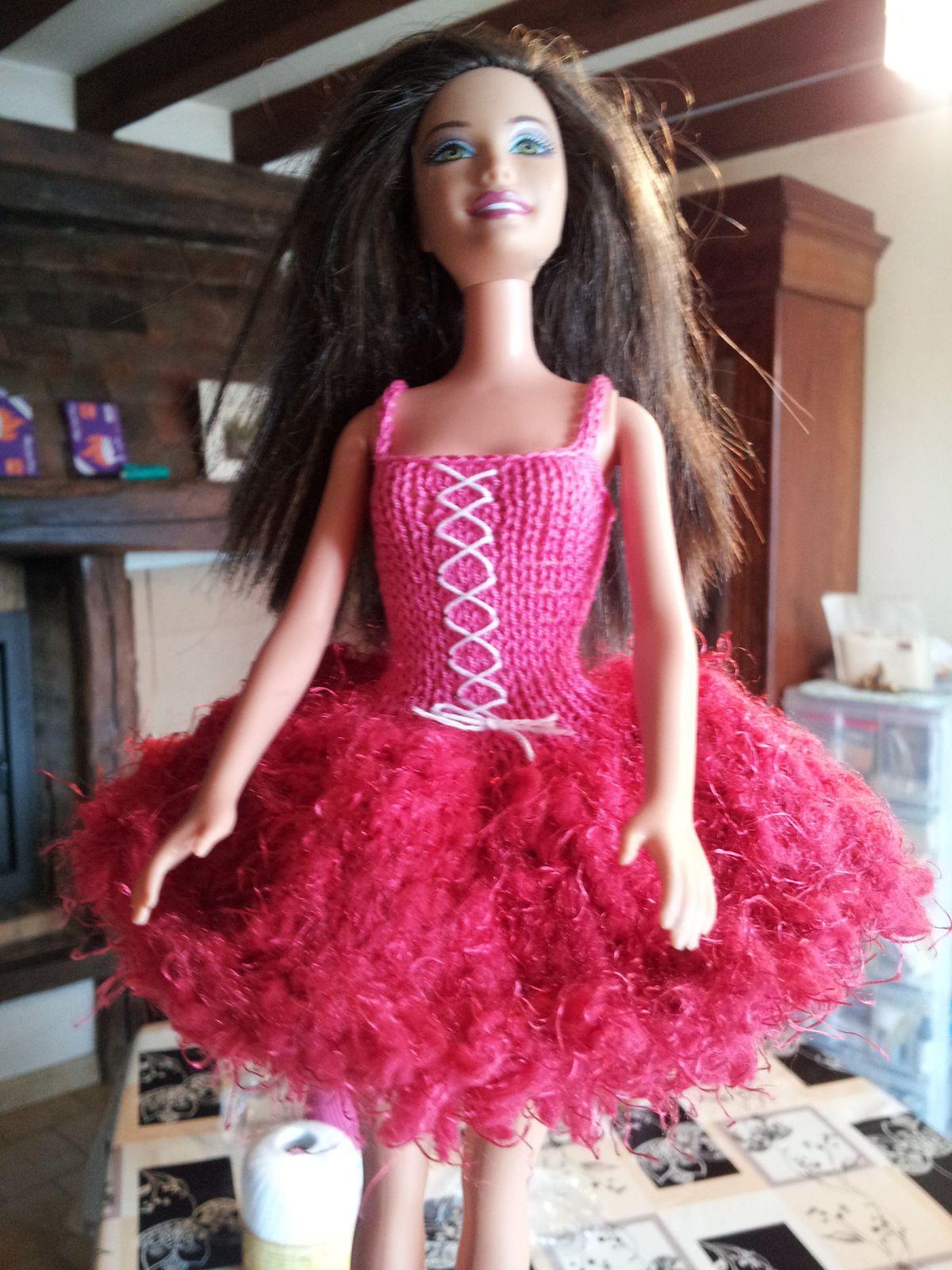 Barbie danseuse