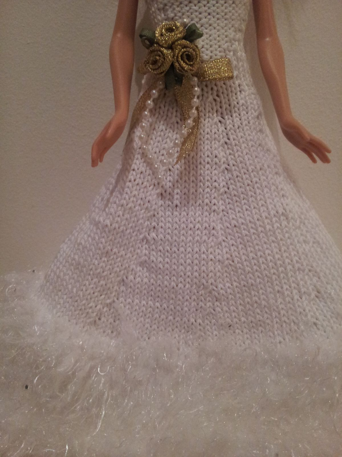 Barbie en robe de princesse