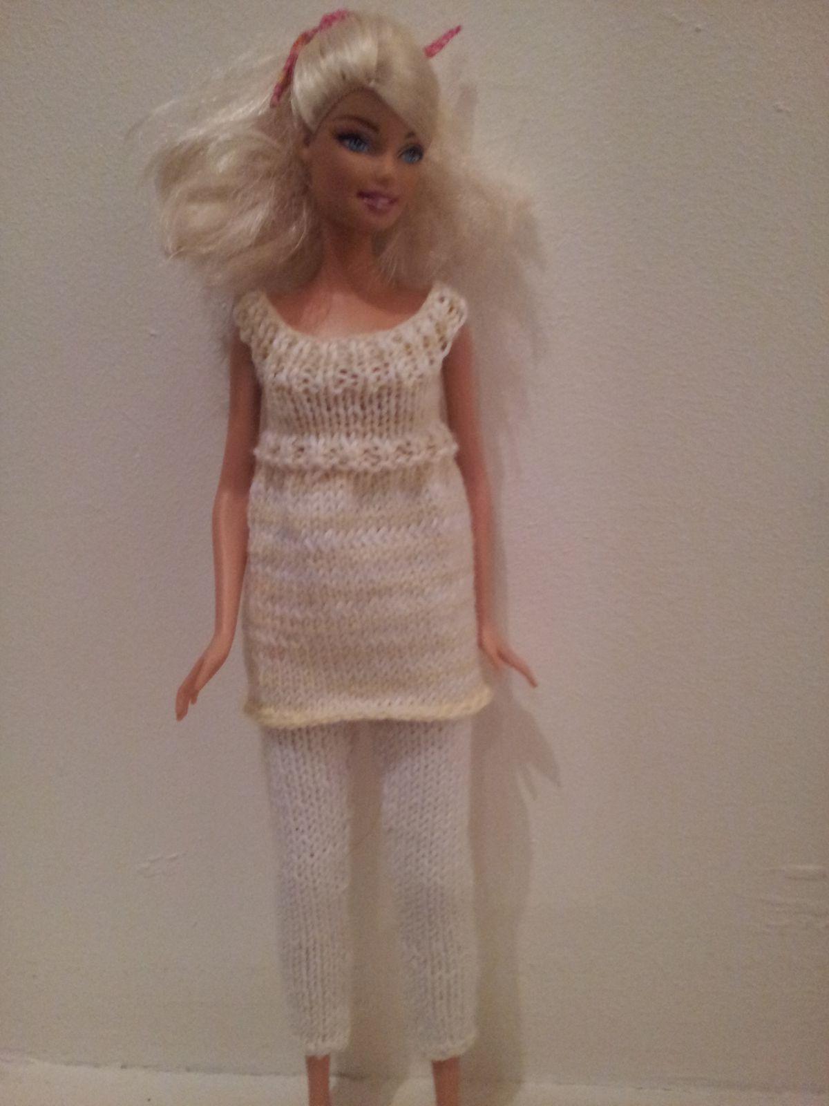 Petit ensemble pour Barbie