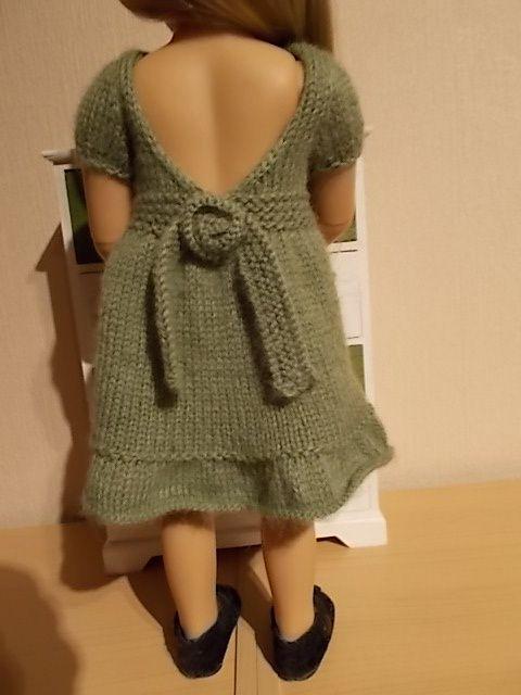 une très jolie robe