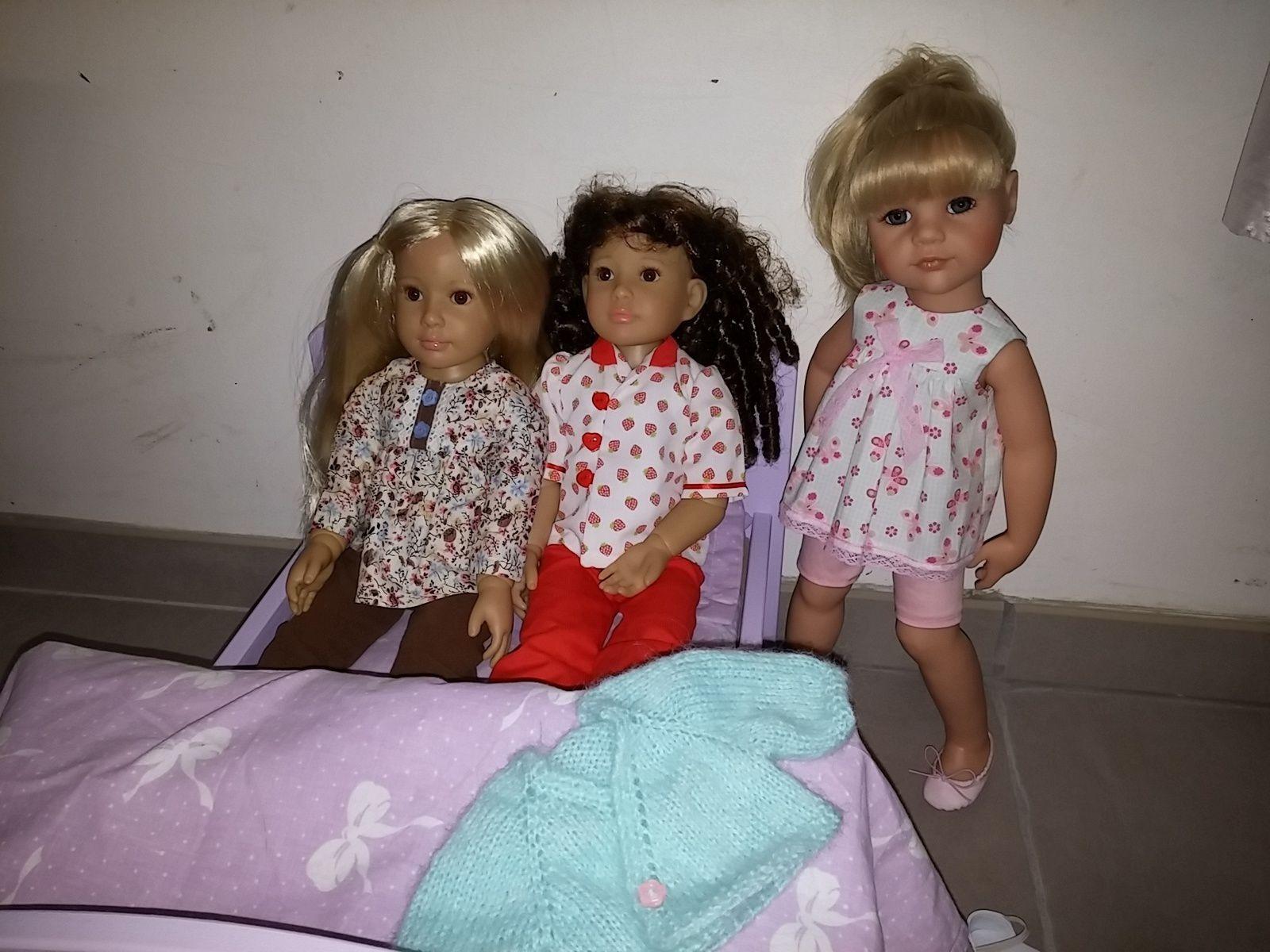 Une soirée pyjama pour les filles