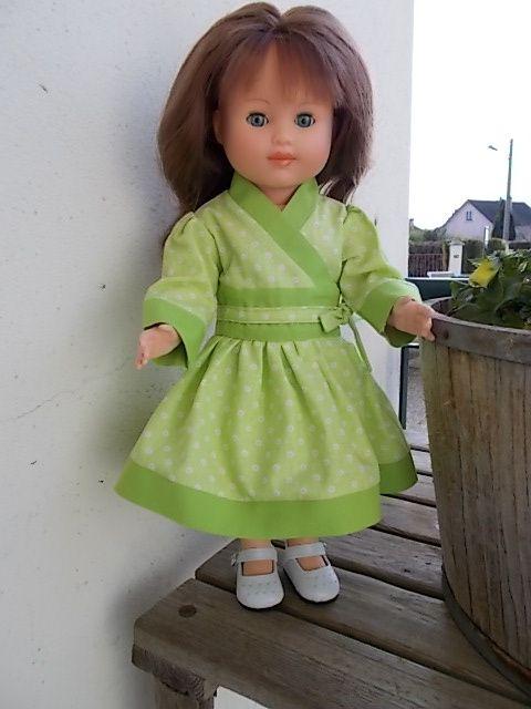 Une robe pour Marie Fançoise