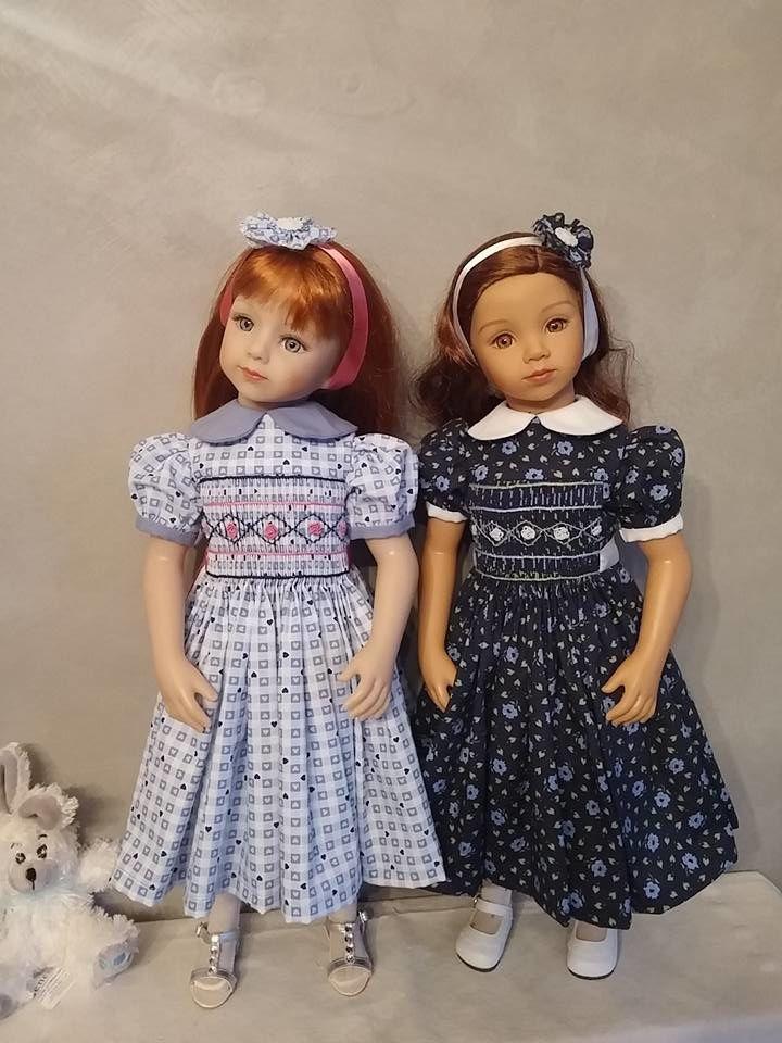 Deux robes pour Fabienne