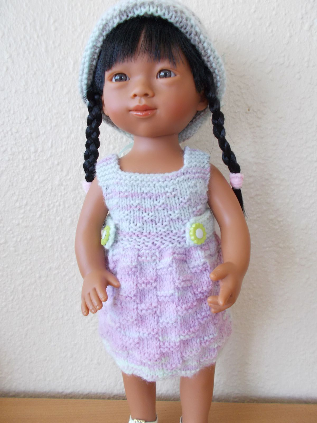 Des tenues pour la petite Maya