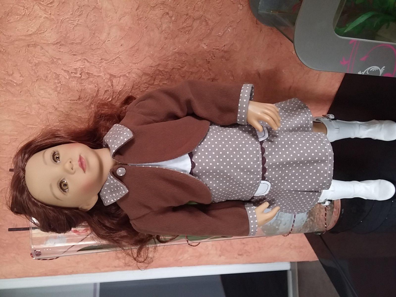 Une nouvelle robe &quot&#x3B;Luisa&quot&#x3B;