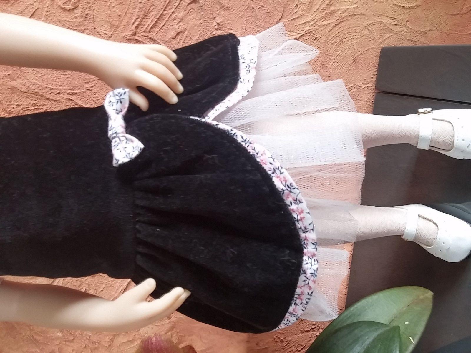 La jolie robe de Patricia