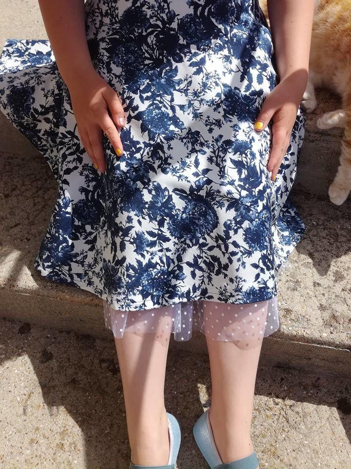 La nouvelle robe de ma Chloé