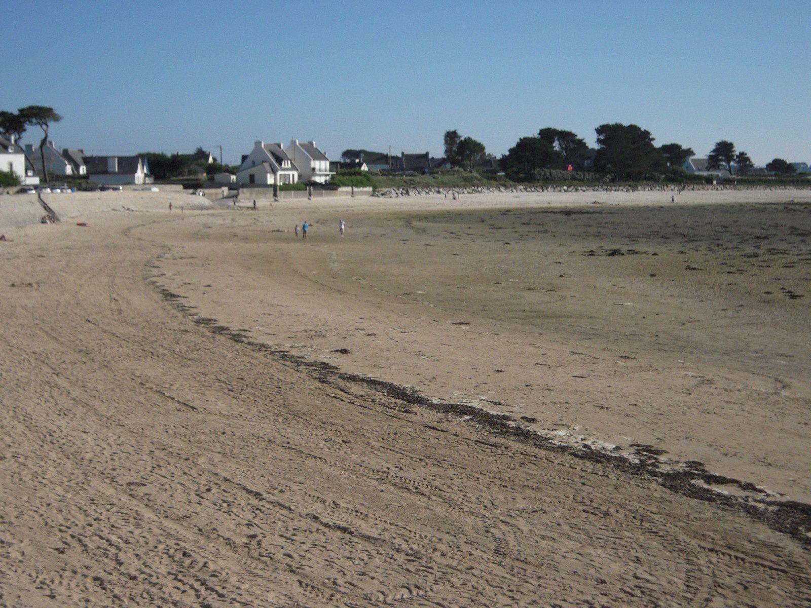 Le sable et la mer