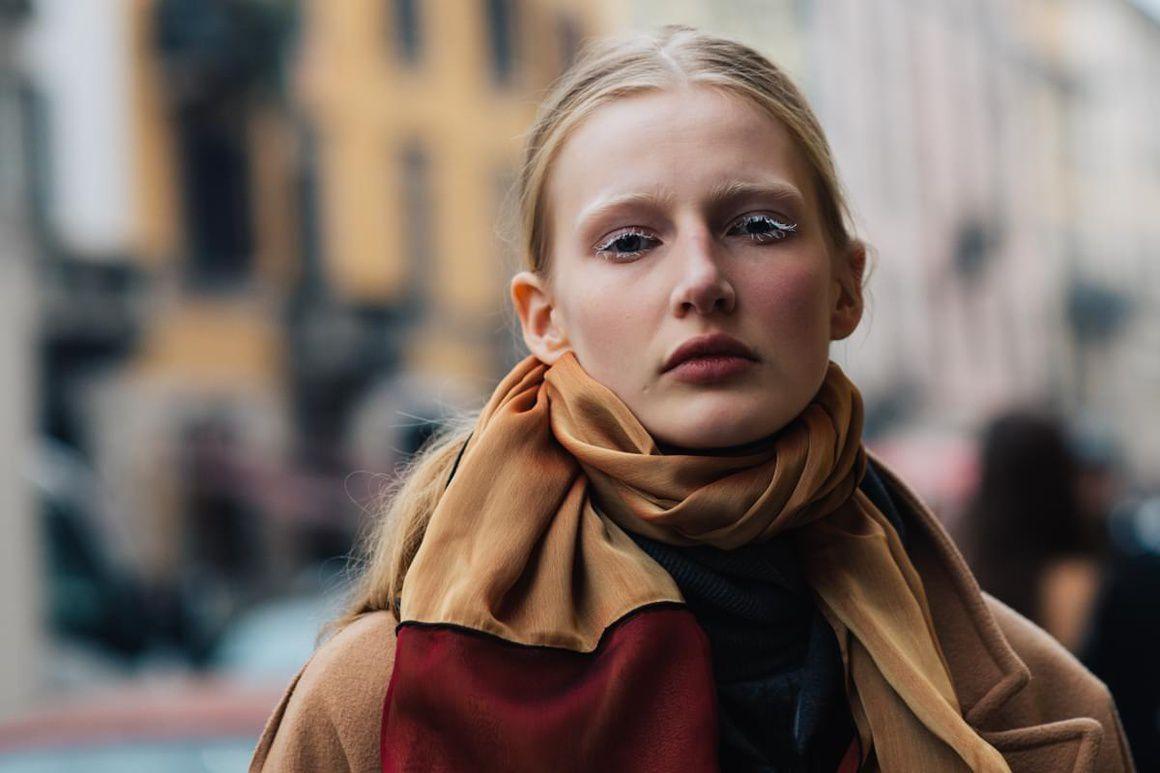 Street style 3 à la Fashion week automne-hiver 2017- 2018: MILAN