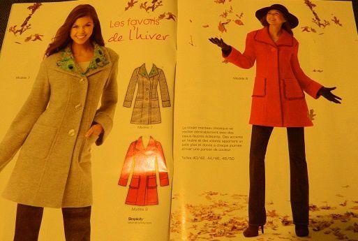 Tendances Couture Hiver