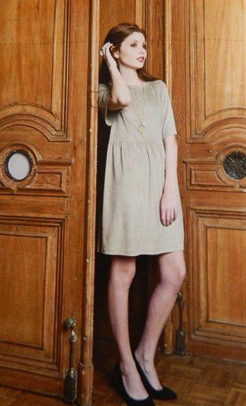 la robe Fran (T 30 à 48)