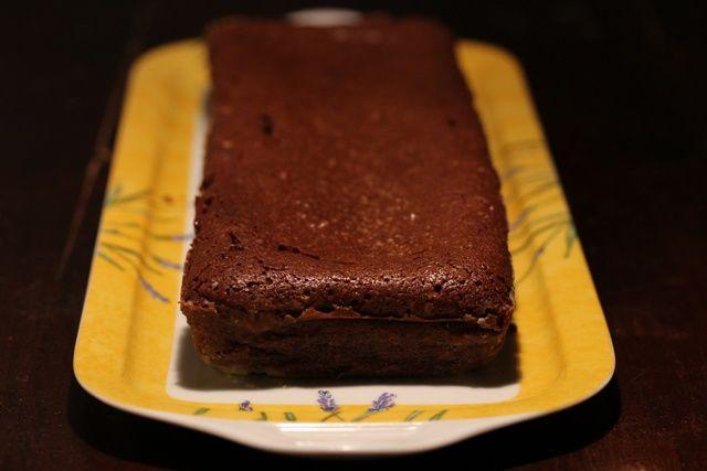 G teau au chocolat et au beurre sal tomate melba chou fleur la cr me - Gateau chocolat beurre sale ...