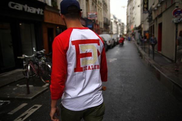 Fuct Dealers Baseball Tee &amp&#x3B; Adjustable Cap. LIMITED