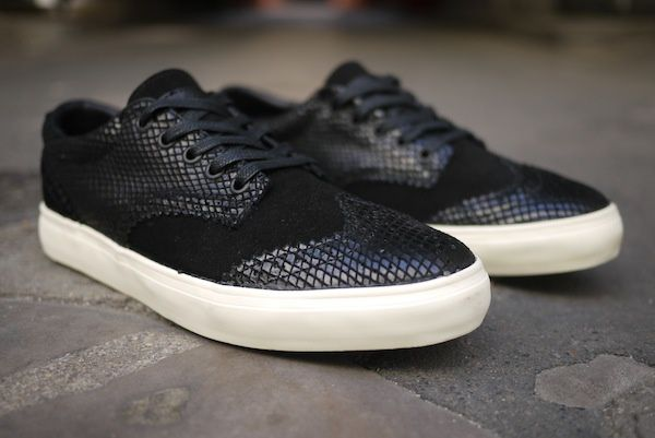 The Hundreds X Flying Coffin Johnson Low