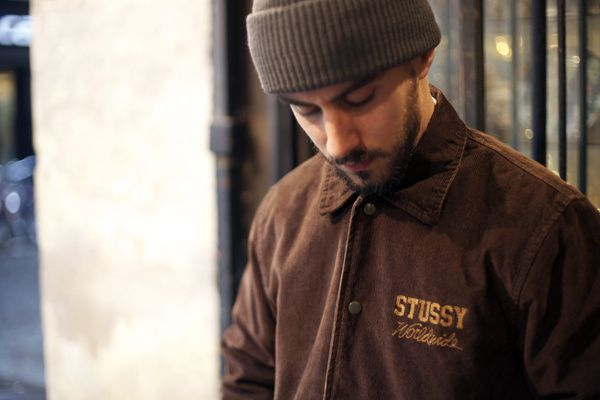 Stussy Men F/W '13 Part 2.