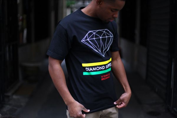 Diamond Supply T -Shirts.