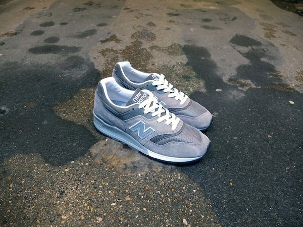 New Balance m997GY Made in Usa.