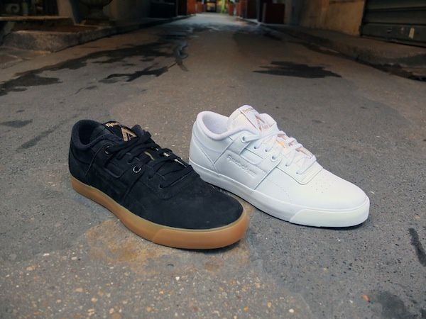Palace Skateboards X Reebok Classic Vulcanized Workout Low
