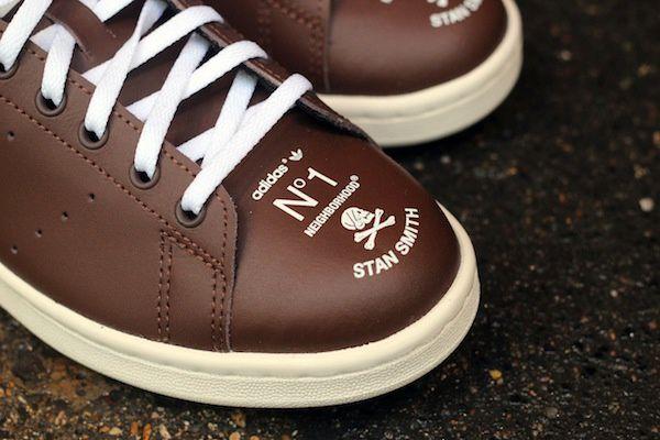 Adidas Consortium Stan Smith X Neighborhood
