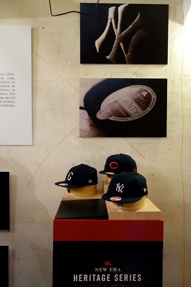 New Era Heritage Series by Mathieu Vilasco.