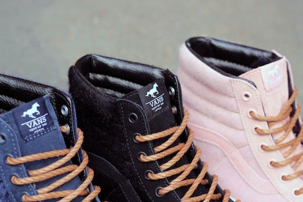 "Vans Classics Sk8-Hi ""Year of the Horse"" Pack"