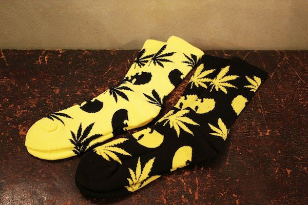HUF X Wu-Tang Clan 20th anniversary collection