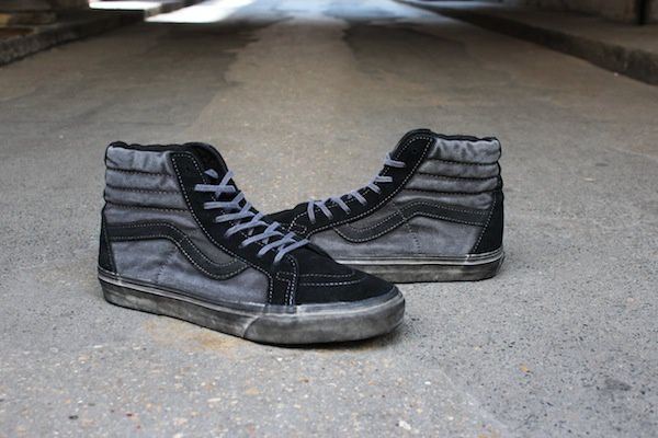 Vans Over Washed Sk8-Hi Reissue CA